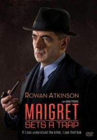 Thám Tử Maigret: Cạm Bẫy - Maigret Sets a Trap