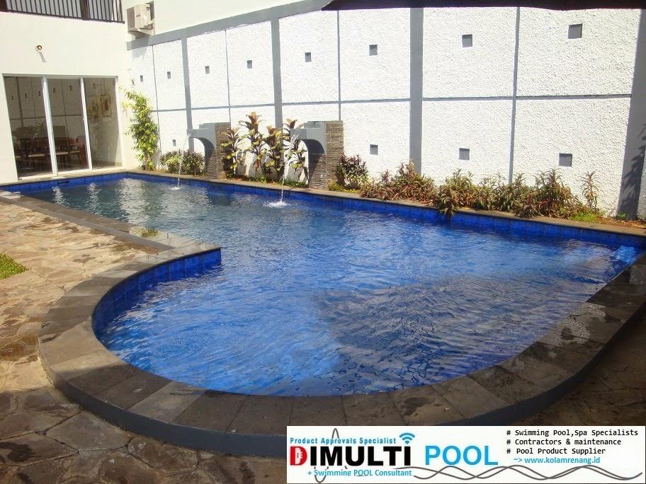 kolam renang cinere image