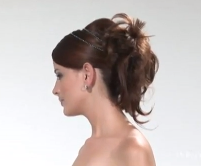 peinado de novia wedding hairstyle свадебные прически YouTube