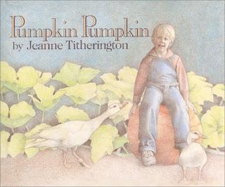 bookcover of Pumpkin Pumpkin by Jeanne Titherington