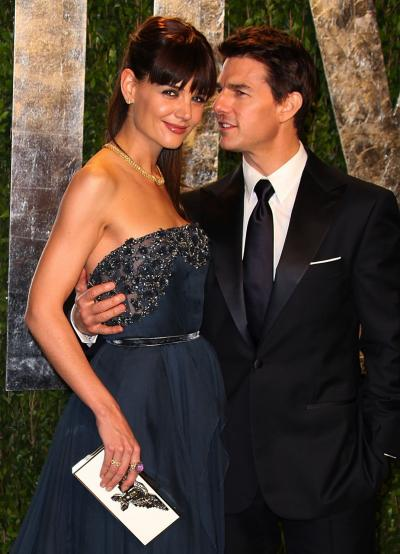 Tom Cruise-Katie Holmes Divorce: Scientology Fears Prompted Her to File, Blindside Actor » Gossip