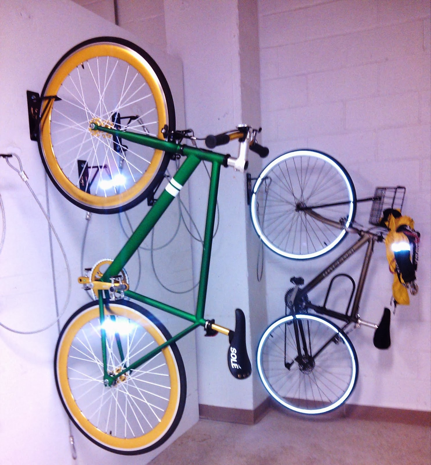 Bike Room Storage Solutions | How To Create A User Friendly, Space  Efficient Bike Room