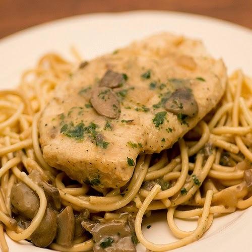 Copycat Restaurant Recipes: Olive Garden's Chicken Marsala