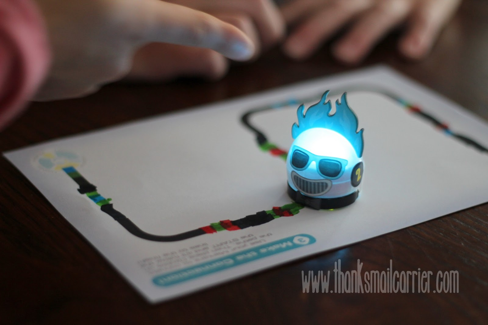 Ozobot mini robot