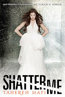 bookcover of Shatter Me by Mafi
