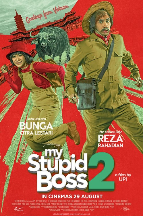 29 OGOS 2019 - MY STUPID BOSS 2 (Indonesian)