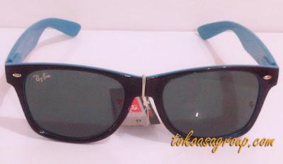 Kacamata RAYBAN RB319L Black Blue  527362b529