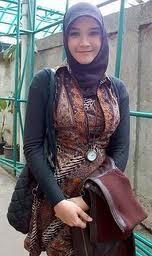 I love Zaskia Nadya Mecca