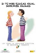 PLAN DE IGUALDAD ENTRE HOMBRES Y MUJERES (igualdad oportunidades)