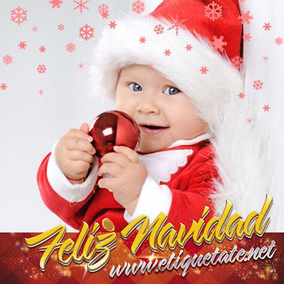 Im genes originales navide as 2012 con fotos de bebes para - Cosas originales para navidad ...