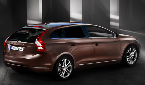 2012 New Car Models 2012 Volvo V60 And V60r Wagon