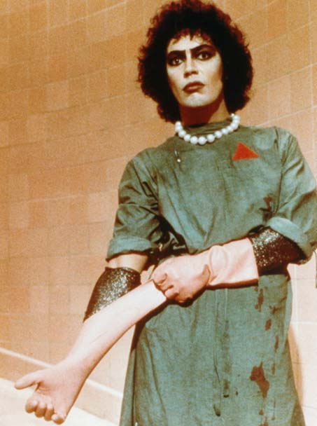 Music n more the rocky horror picture show1975 they soon meet dr frank n furter a transvestite scientist the crew also includes the likes of riff raff his sisterlover magenta a groupie named bookmarktalkfo Gallery