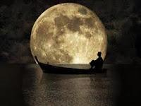 Luna llena sobre Piscis