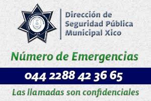 número de emergencias