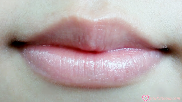 The Body Shop Born Lippy Strawberry Lip Balm Review Pinkuroom