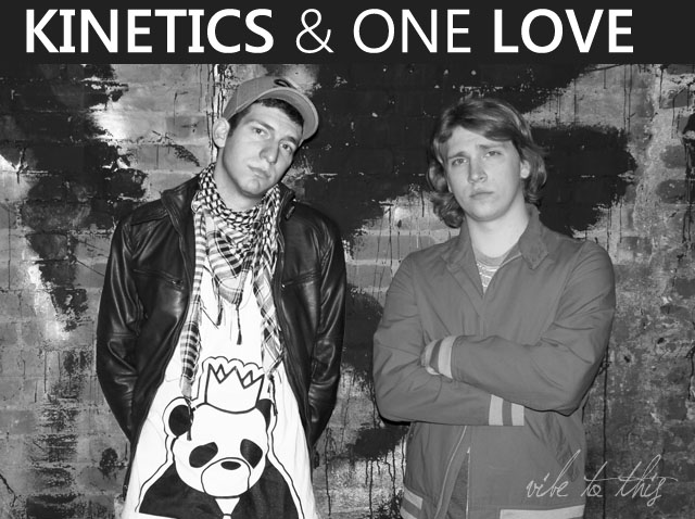 This Is Sick Music Kinetics Amp One Love