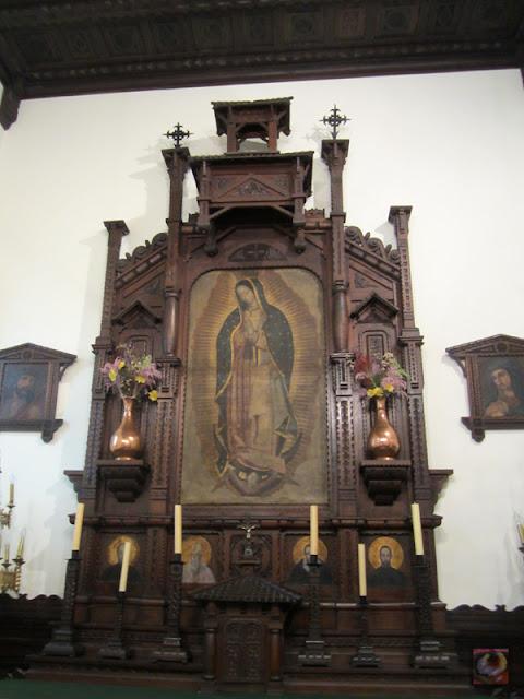 Iglesia de Santa María en Amurrio. Capilla.