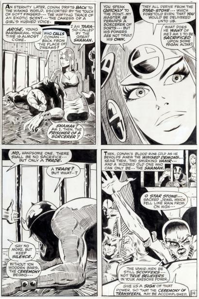 Artist's Showcase: Barry Smith