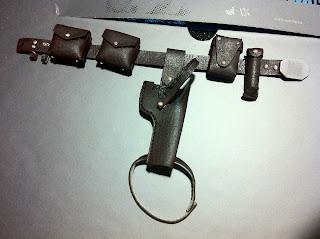 1/6 hot toys Star wars luke skywalker DX07 bespin belt holster