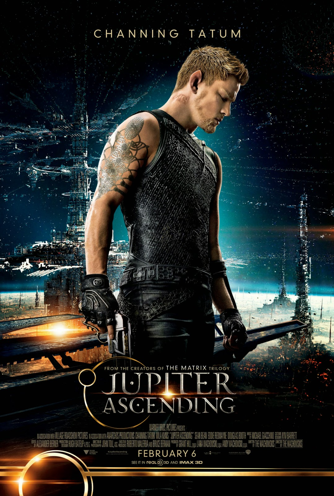 Film Jupiter Ascending 2015 Bioskop