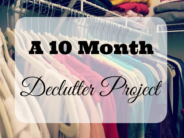 Declutter Update (Update #5)