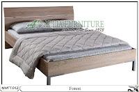 Tempat Tidur Minimalis Model Natural Forest