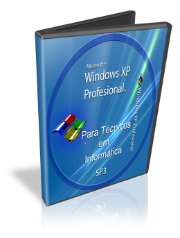 Download Windows XP SP3 para Técnicos em Informática