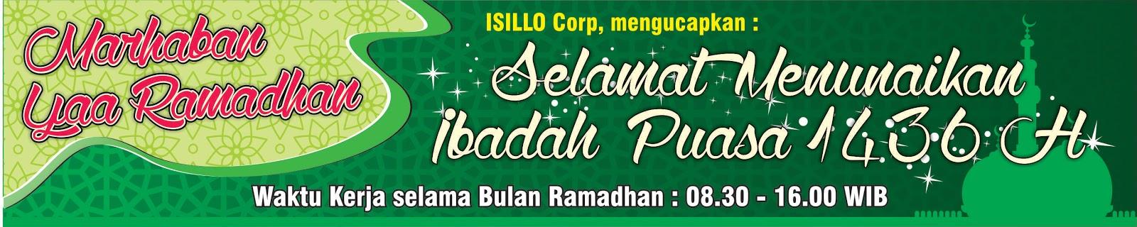 Greenart World Wide Info Desain Banner Ramadhan H