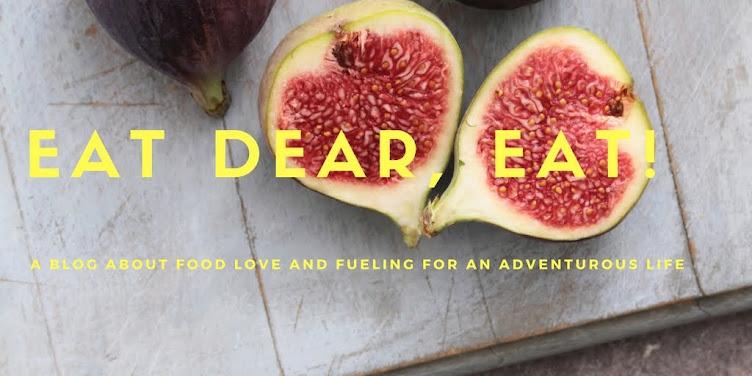 Eat dear, eat!