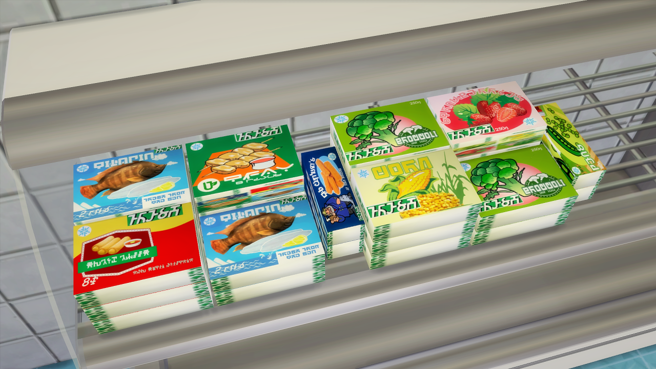 My sims 4 blog pasta and frozen food decor by budgie2budgie - Plaque decorative cuisine ...