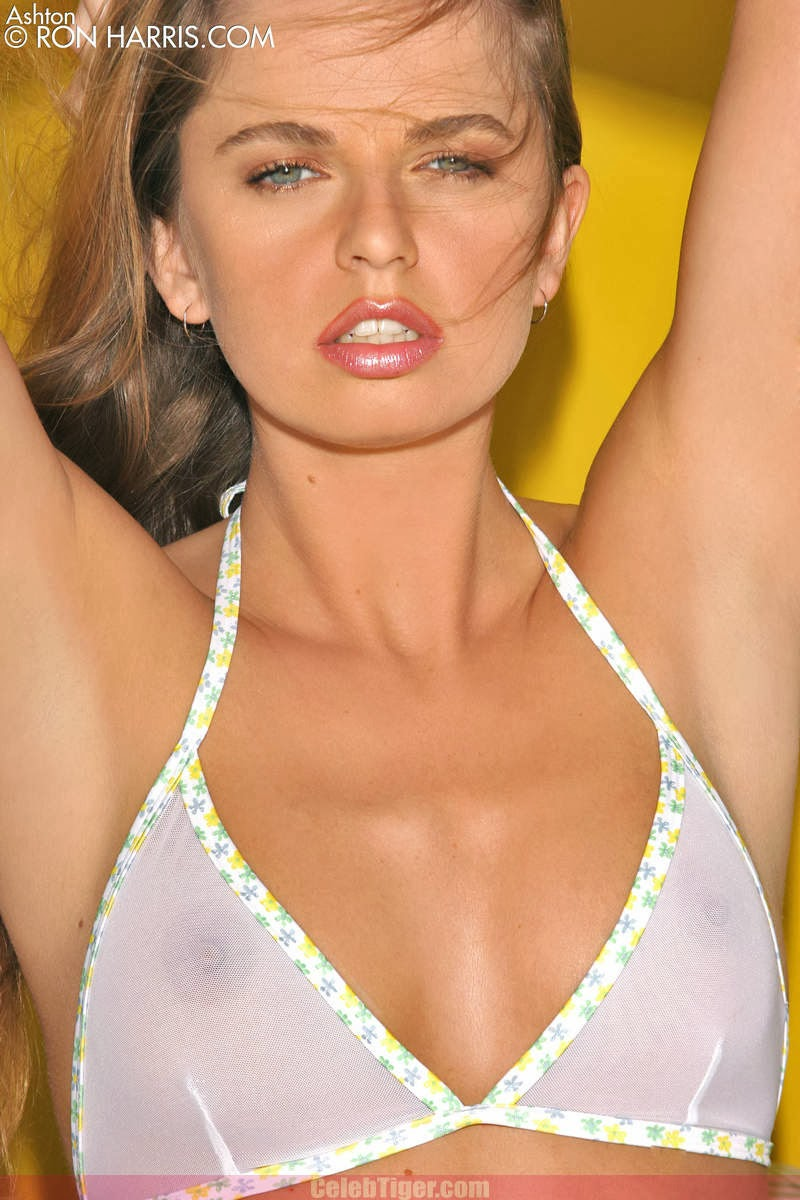 Sexy Ashton In See Through Bikini And Fingers Her Pussy www.CelebTiger.com 1 Sexy Ashton In See Through Bikini And Fingers Her Wet Pussy HQ Photos