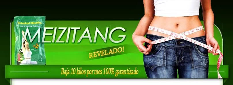 Pastillas Meizitang Monterrey  | Importadores Directos Desde China