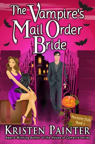 A humorous take on vampire romance seems like a great way to get things started. :)