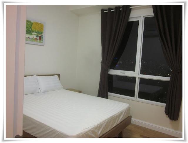 Phòng ngủ căn hộ The Manor