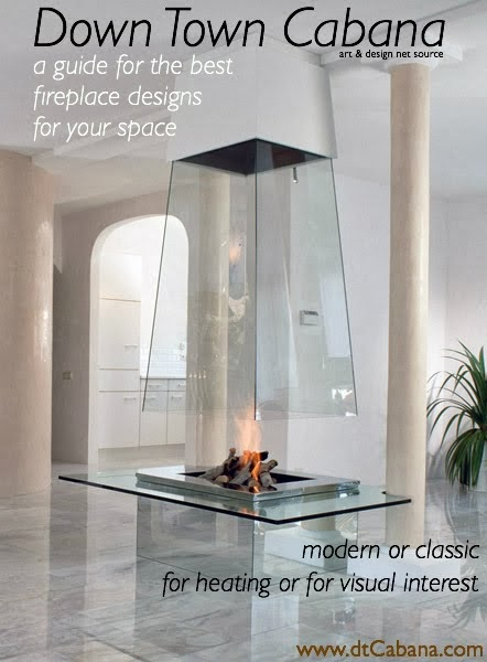 Warm Up! Fireplace Design