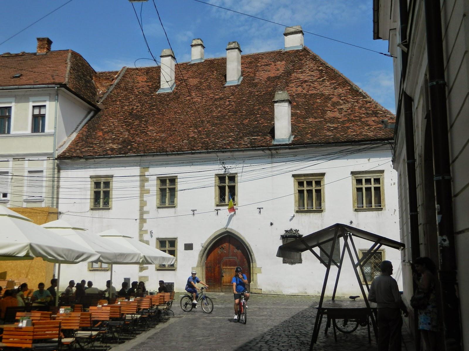 Cluj-Napoca Casa Matei Corvin