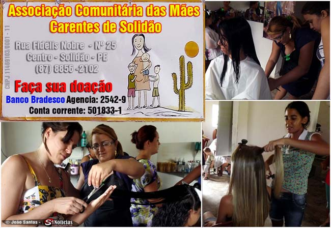 ACMCS oferece cursos profissionalizantes de Cabeleira e Manicure grátis