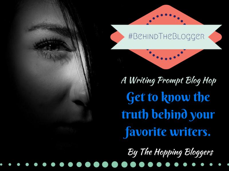 #BehindTheBlogger Let's Go Back