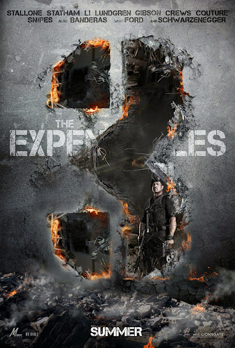 The Expendables 3 (BRRip 720p Dual Latino / Ingles) (2014)