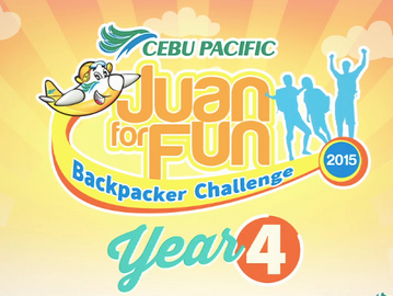 Juan For Fun Backpacker Challenge 2015