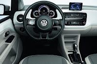 Volkswagen e-Up! 5-Door (2014) Dashboard
