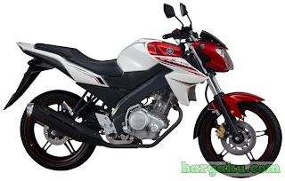 YAMAHA New V-Ixion Fuel Injection