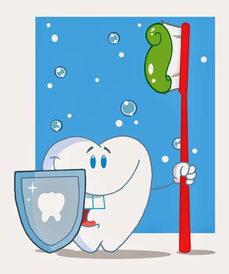 dental sealants protect