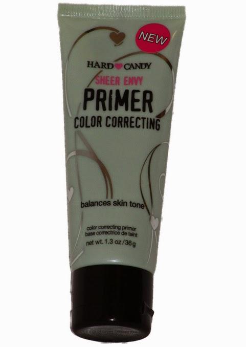 Hard Candy Sheer Envy Color Correcting Primer