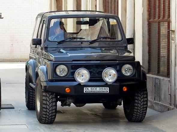 Maruti Suzuki Gypsy Olx