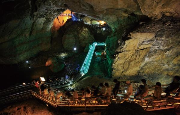 Hwanseongul Cave