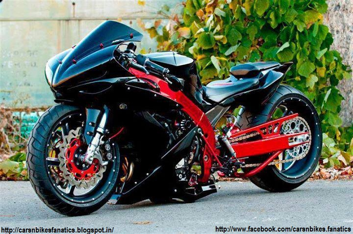 big bike modified