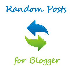Cara Membuat Random Post di Sidebar Blog