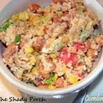 Cornbread Salad...a meal or side dish