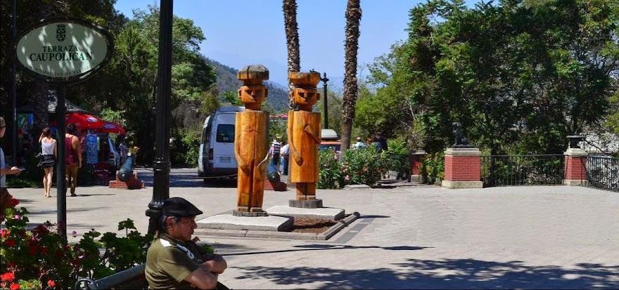 Un Cautivo en Santiago de Chile